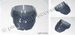 Picture of Parbriz moto Honda CBR 600 F4 (1999-2000) fumuriu 50%