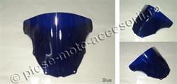 Picture of Parbriz moto Kawasaki ZX 6R (2003-2004) albastru