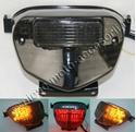 Imaginea Lampa stop moto cu led Suzuki GSXR (2000-2003) fumuriu