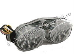 Picture of Lampa stop moto cu led Yamaha R6 (2001-2002) clar