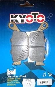 Picture of Placute frana moto FDB531 - KYOTO S1070