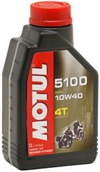 Picture of Motul - 5100 4T 10W40 Motul - 5100 4T 10W40 - 1L
