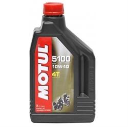 Picture of Motul - 5100 4T 10W40 Motul - 5100 4T 10W40 - 2L