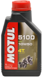 Picture of Motul - 5100 4T 10W50