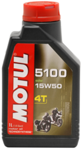 Picture of Motul - 5100 4T 15W50