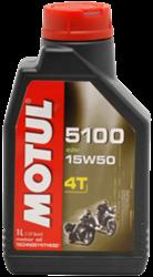 Picture of Motul - 5100 4T 15W50 Motul - 5100 4T 15W50 - 1L