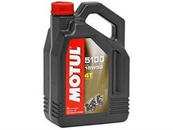 Picture of Motul - 5100 4T 15W50 Motul - 5100 4T 15W50 - 4L