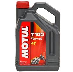 Picture of Motul - 7100 4T 10W40 Motul - 7100 4T 10W40 - 4L