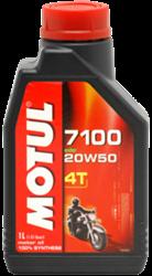 Picture of Motul - 7100 4T 20W50 Motul - 7100 4T 20W50 - 1L