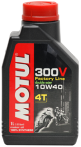 Picture of Motul - 300V 4T Factory Line 10W40