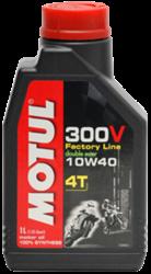Picture of Motul - 300V 4T Factory Line 10W40 Motul - 300V 4T Factory Line 10W40 - 1L
