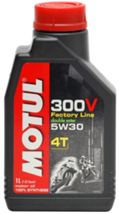 Picture of Motul - 300V 4T Factory Line 5W30