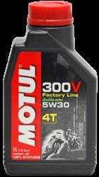 Picture of Motul - 300V 4T Factory Line 5W30 Motul - 300V 4T Factory Line 5W30 - 1L
