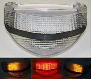 Picture of Lampa stop moto cu led Honda CBR 900 RR 929 (2000-2001) clar